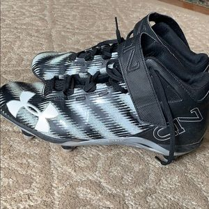 Men's under armor football cleats